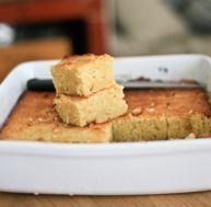 Gâteau à la ricotta et au citron sans oeufs