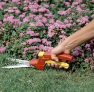Utiliser des ciseaux et des couteaux dans le jardin