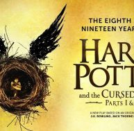 Affiche de la pièce Harry Potter and the Cursed Child