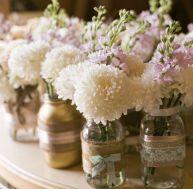 Des idées de décoration pour un mariage DIY