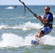 S'initier au kitesurf