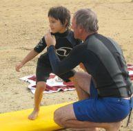 Comment s'initier au surf ?