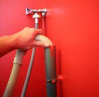 Installation et branchement d'un lave vaisselle