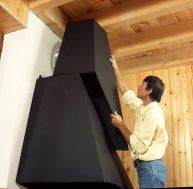 installer un r cup rateur de chaleur dans une chemin e foyer ouvert. Black Bedroom Furniture Sets. Home Design Ideas