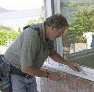 Installer une fenêtre en PVC