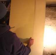 Installer des portes de placard coulissantes