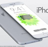 Concept d'iPhone 7 - copyright Yasser Farahi