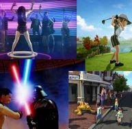 Jeux vidéo Kinect - © Microsoft - © LucasArts