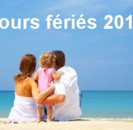 Jours fériés 2012 en France