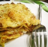 Lasagnes light à l'italienne