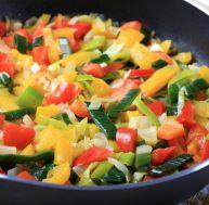 Poëlée de légumes
