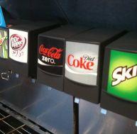 Les fontaines à sodas ne seront bientôt plus tolérées en France - copyright Tom Conder / Flickr