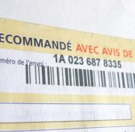 Lettre recommandée : tarifs et garanties