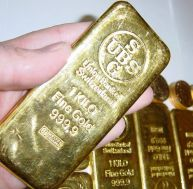 Un lingot d'or - copyright Swiss Banker