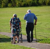 Accueil des personnes dépendantes dans les maisons de retraite