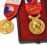 Médaille du travail et prime