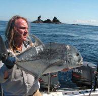 Pêche tropicale au leurre : choisir son moulinet