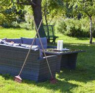 Nettoyer facilement ses meubles de jardin