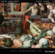 Page d'accueil Google Art Project - © Google