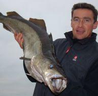 La pêche du lieu à la traîne