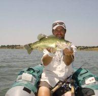 Pêche du black bass