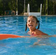 Br lure les premiers soins for Brulure et piscine