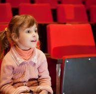 Emmener votre enfant pour la première fois au cinéma