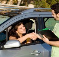 Procédure de vente d'une voiture