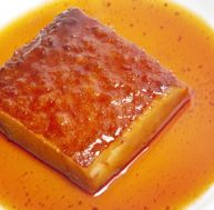 Pudding aux oranges