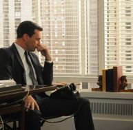 Que va-t-il advenir de Don Draper, au cours des ultimes épisodes de Mad Men ? - copyright AMC