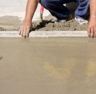 Comment ragréer un sol