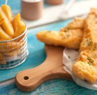 Recette du fish and chips / iStock.com - CharlieAJA