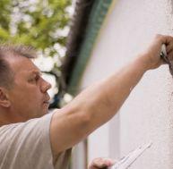 Rénover le crépi des murs extérieurs