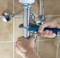 Réparer une petite fuite d'eau