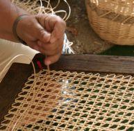 Réparer une assise de chaise