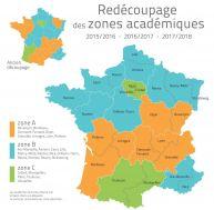 Répartition zones scolaires 2015-2016