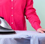 Comment repasser une chemise ?