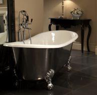 Salle de bain exotique for Peindre baignoire email