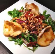 Recette de la salade de calamars