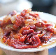 Recette de la salade marocaine ou salade méchouia