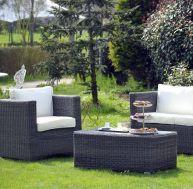 Choisir un salon de jardin en résine