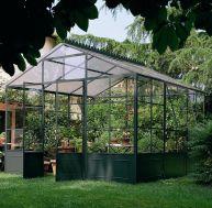 Serre de jardin © Unopiu