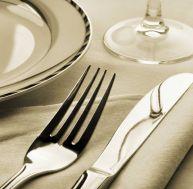 Quelles couleurs de service de table?