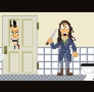 "La version ""8-bits"" de Shining - copyright de Flickr Gwendal Uguen"