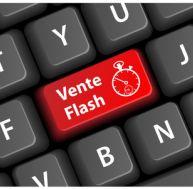 Accèder à une vente flash
