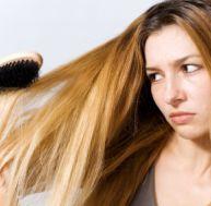 Prendre soin de ses cheveux secs
