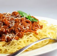 Recette des spaghetti à la napolitaine