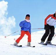 Une station de ski pour toute la famille