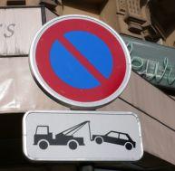 Stationner sur les zones de livraison à Paris