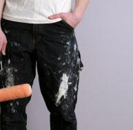 Se débarrasser des taches de bricolage